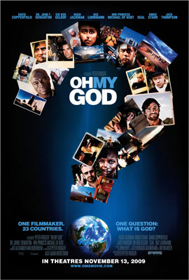 Poster for Oh My God documentary