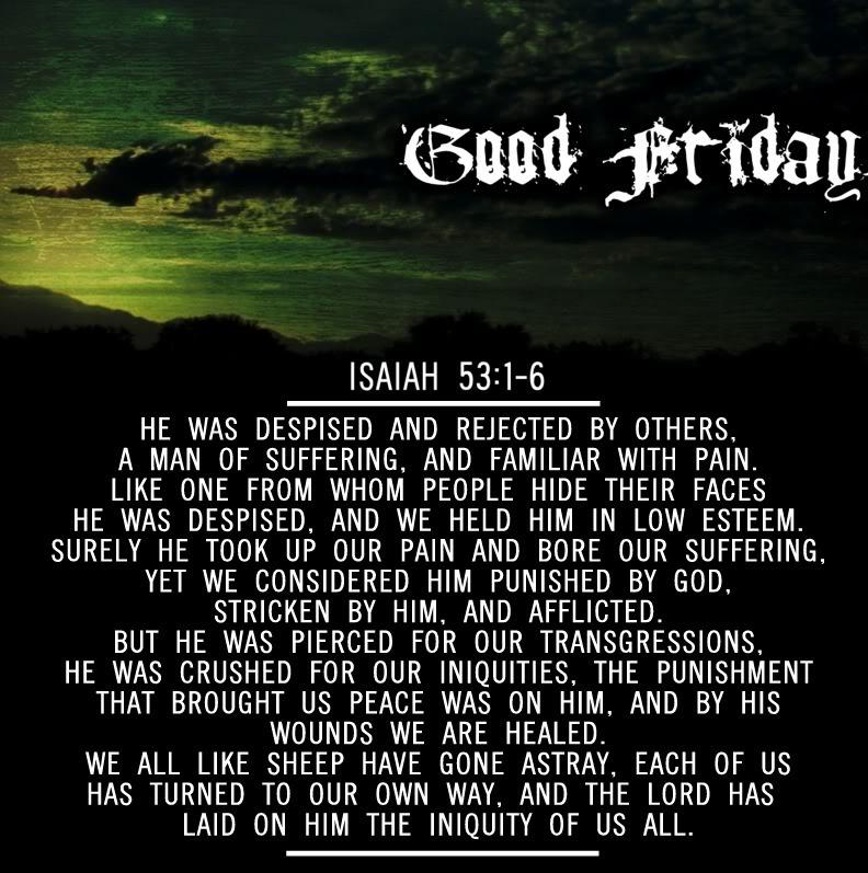 Isaiah 53 passage