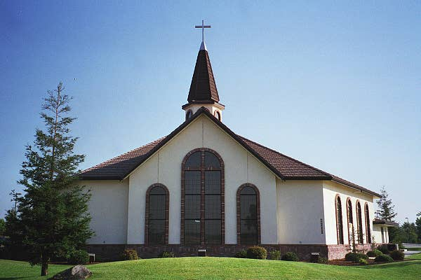 Church building