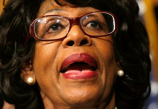 Maxine Waters speaks out