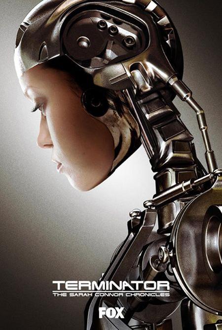 Terminator - SCC - Cameron poster