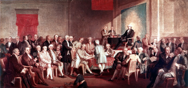 Constitution trusts essay