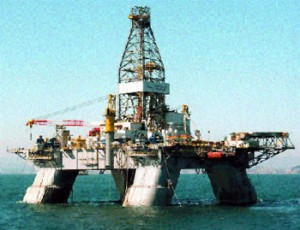 deep-water drilling rig