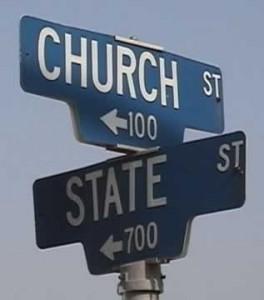 Corner of Church St. & State St.