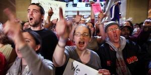 Wisconsin labor protestors