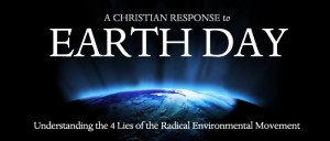 Christian response to Earth Day