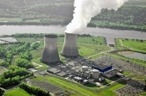 Watts Bar Nuclear Plant in Tennessee