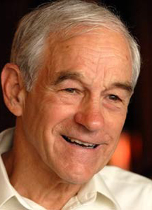 ron-paul - casual with smile