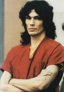 """Night Stalker"" Richard Ramirez in prison garb"