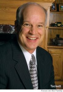 Dr. Del Tackett