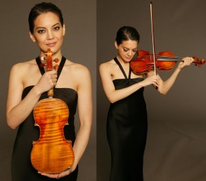 Anne Akiko-Meyers and the Royal Spanish Stradivarius Violin