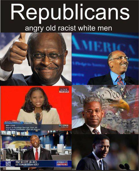 Prominent African-Americans in GOP
