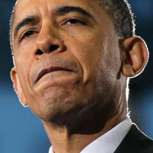 defiant Obama