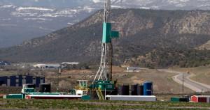 Hydraulic fracturing rig