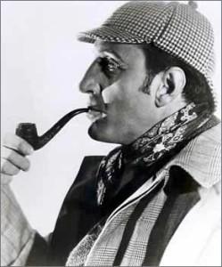 Sherlock Holmes - Basil Rathbone