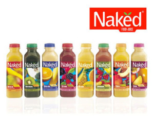 Naked-juice assortment