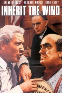 "painting of scene from ""Inherit the Wind"" (1960)"