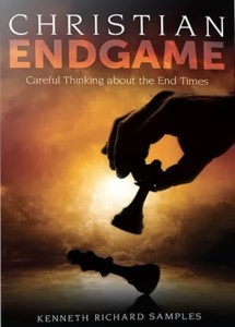"Cover to ""Christian Endgame"""