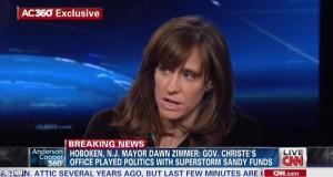 Mayor Dawn Zimmer on CNN
