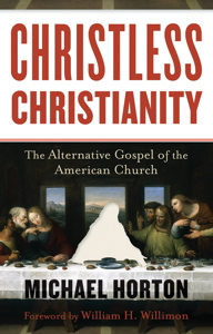 cover of Christless Christianity book
