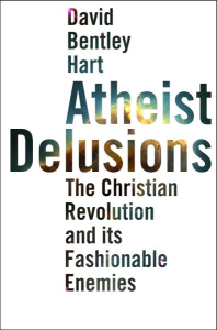 Cover to *Atheist Delusions* book