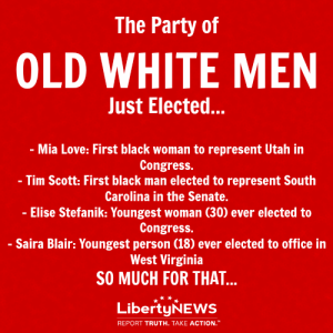 Party of Old White Men