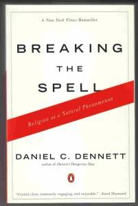 Cover to Breaking the Spell