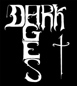 Dark Ages - metal logo