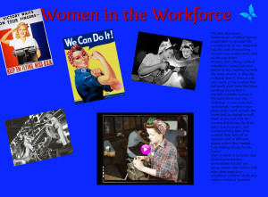the issue of equal payment as a discrimination against women in the workforce State discrimination against women in women of their rights to freedom from discrimination and equal of its workforce, it put only women on the.
