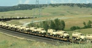 Jade Helm convoy