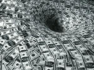 dollars-black-hole