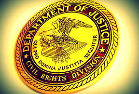 DoJ's Civil Rights Division seal