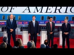 GOP 2016 debate on CNN - 2nd-tier