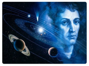Copernicus & the solar system
