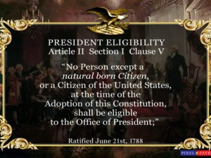 Article II Section I Clause V