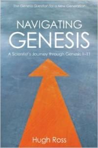 Navigating Genesis - cover