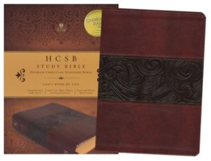 HCBS Study Bible - hc and imit leather