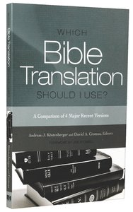 Which Bible Translation