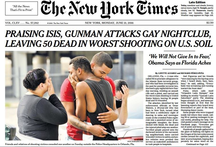 Image result for new york times cover 911 terrorists