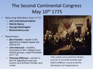 2nd continental congress - slide_4