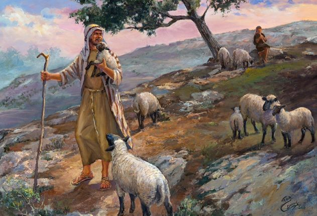 Image result for shepherd biblical